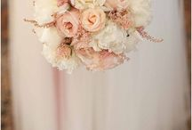 Blush wedding / wedding, bridal accessories, wedding dress