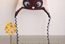 Crochet Hats / by Donna Furrow-Heidelbach