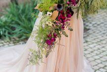 Bouquet: cascade