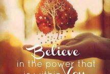 The power that lies in you...