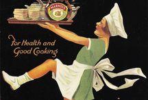 Vintage Food Advertising