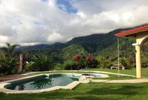 Vacation Homes for Rent in Costa Rica / #vacation #Homesforrent #vacationrental in Costa Rica's southern zone between #Dominical #Uvita #Ojochal and San Buenas