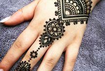 henna és tetkok