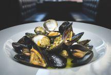 Our menu / Seasonal, ethically sourced Scottish seafood.  1125 Argyle Street, Finnieston, Glasgow