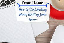 Make Money Online / Things to help people make some extra money from home