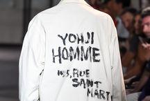 Мужской пиджак с футболками