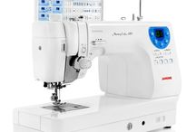 Quilting Machines / Here are some quilting machines that I love.