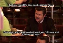 Ron Swanson / by Sharon Roseberry