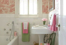My pinterest bathroom / by Kirsty Perrett