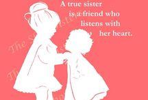 Meine Schwester
