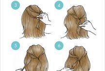 besondere Anlässe (frisuren, make up und co.)