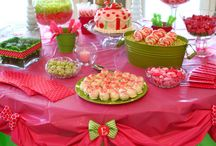 Party ideas / by Jill Gorgei