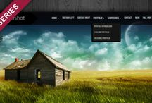 Top free Wordpress themes / Top 10 free wordpress themes you must take a look to.