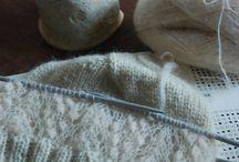 My knitting ideas / Prjónaskapur