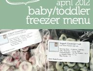 Toddler food / by Misty Rhodes
