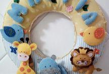 tzatzatzu craftworks / fiocchi nascita fatti a mano