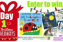 Reader's Warehouse 25 Days of Giving! / Reader's Warehouse and the most loved publishing houses in South Africa have teamed up to bring all avid readers the chance of a lifetime! Enter our 25 Days of Giving and you could win yourself an incredible hamper of the best books around.