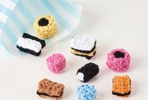 Knitted & crochet edibles!