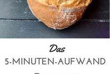 Brot mit verschiedenen Mehlen zubereiten