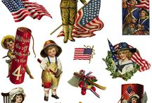 FREE American Printables / by Kathy Ahrens
