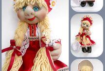 Мир сказок / Хочу представить мир кукол