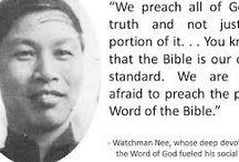 Kristen Tiongkok / Dukungan Doa untuk Saudara Seiman