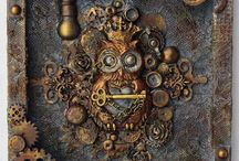 steampunk &canvas