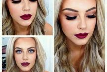 Pucker & Pout / Make up looks