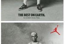 Nike & Gap ads