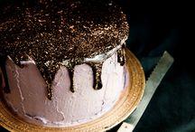 Treats (Cakes & Cheesecakes) / by Tiffany De La Paz