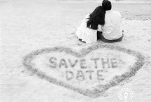 SAVE | DATES / by Sarah Richardson