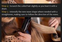 cabelo e maquilhagem
