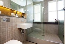 home | bathroom / by rebecca holderbaum