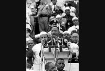 Dr. Martin Luther King / by Sharon Dake