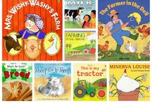 Preschool: Farms/Letter F