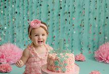 SMASH CAKE IDEIAS