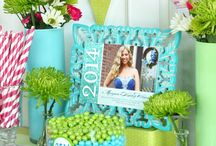 Graduation ideas / Ideas for pictures, invitations, parties, etc / by DeAnna O'Malley