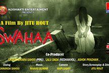 Jitu Rout Directed Movie Swahaa