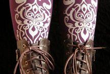 Lingerie: Stockings & Legwear