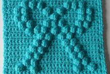 Carré crochet / Carré crochet