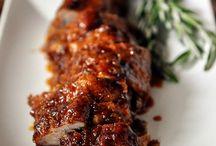 vlees / puur vlees