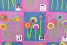 maternelle - arts plastiques