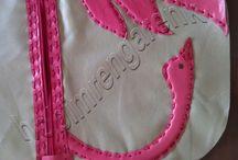 Deriye Fermuar Nasıl Dikilir-How Sewn Leather Zipper