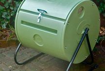 Mantis® Composters / Which Mantis Composter is Right for You?  From small amounts of backyard composting to large amounts of garden composting, there's a Mantis Composter that's sized just for you!