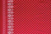 Fabric/sewing