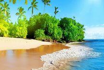 Обои С Пляжем