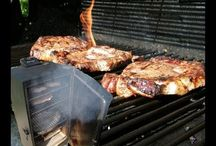 Saaaaaamokin'! / BBQn' & Pins in regards to using your smoker to smoke meats,cheese etc Also yummy side dishes