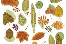 borduren herfst