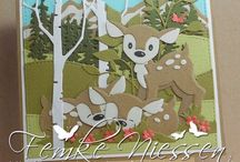 Deer cards