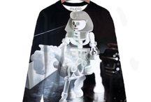 Bluzy Jumpers mupio / Wzory bluz od Mupio.pl bluzy jumpers sweaters printedsweaters